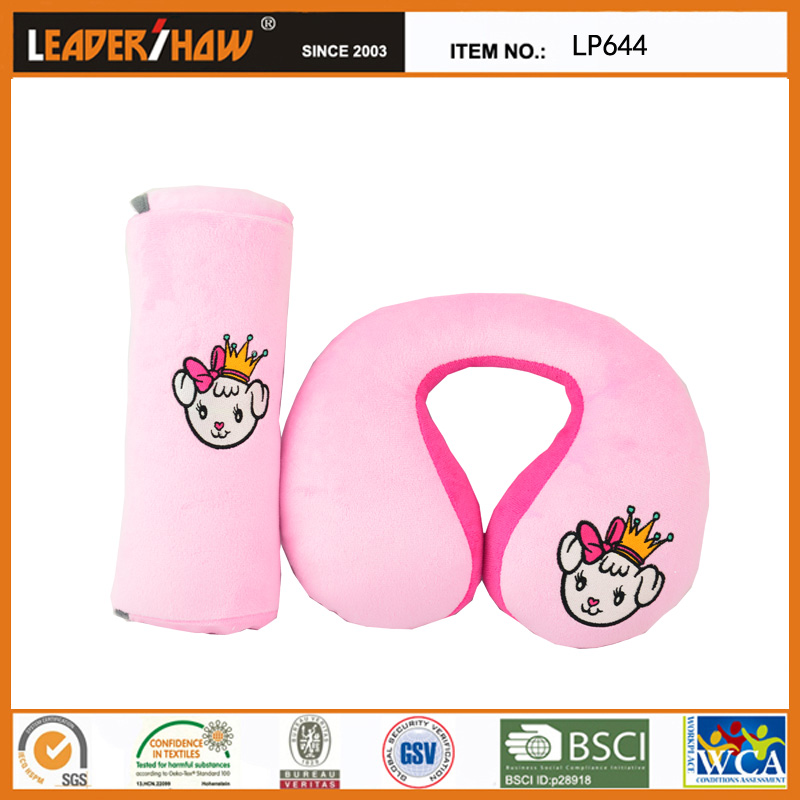 Auto Pillow Car Safely Belt Cushion For Kids