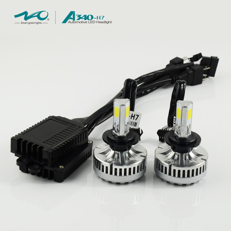 Nao Factory Car Led Head Light H7 H11 Can Replace Hid Auto Kit ...