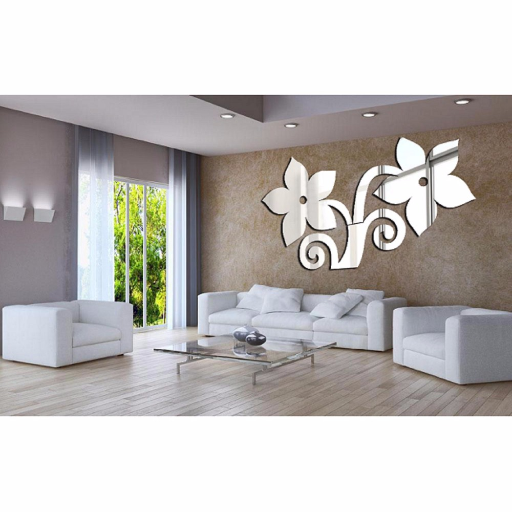 online get cheap silver tree wall decal alibaba group. Black Bedroom Furniture Sets. Home Design Ideas
