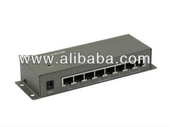 8 port passive poe injector hub buy 8 port ethernet hub product on8 port passive poe injector hub