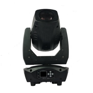 Pro dj bar stage dmx 200w led beam spot wash 3in1 moving head light
