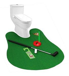 Super Potty Putter Toilet Golf Set Potty Putter Toilet Golf Set Evergreenethics Interior Chair Design Evergreenethicsorg