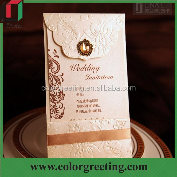 europe style wedding invitations high-end luxury wedding, Wedding invitations