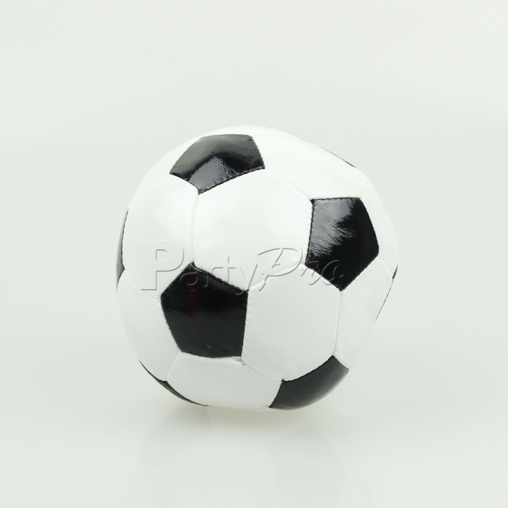 Partypro 2015 Hot Selling Item PVC Stuffed Flag Leather Soccer Ball Juggling Ball