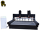 PROFESSIONAL 6 head axis STONE MARBLE 1-AXISE 1212 CNC ROUTER ENGRAVER DRILLING / MILLING MACHINE