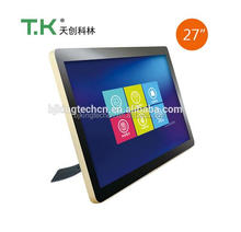 TK-MET10 27 inches Touch Screen Capacity all in one pc