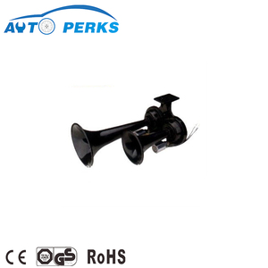 Good Quality Black Pipes Air Pressure Horn