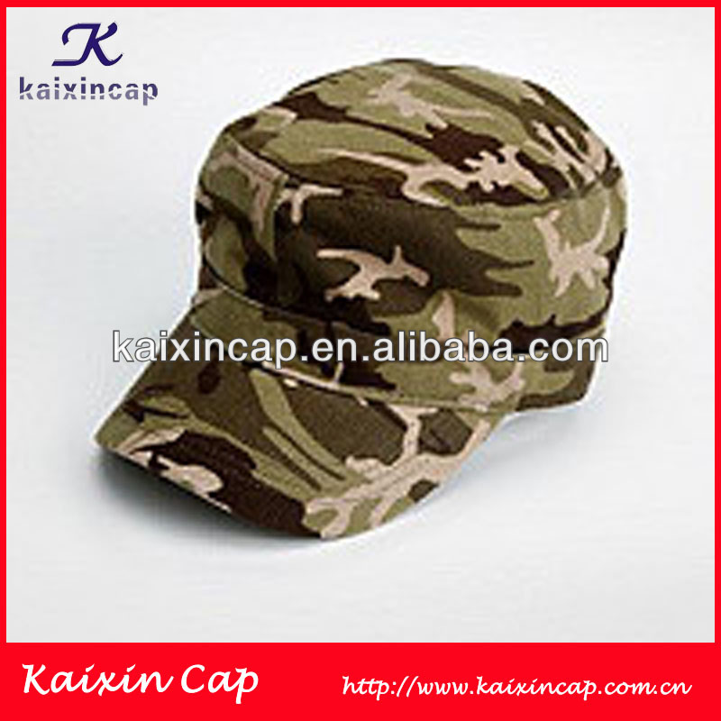 2014 Custom disruptive pattern army Cap / camouflage Military Cap