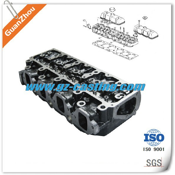 gray iron Cylinder Head Covers OEM by guanzhou iron casting foundry