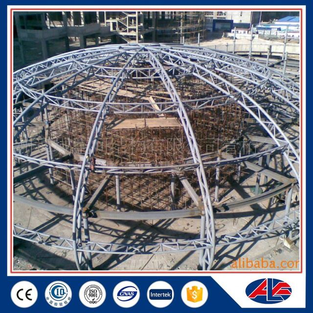 Prefab Steel Roof Trusses For Sale