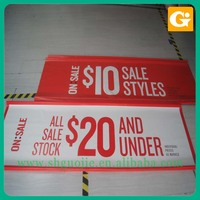 Outdoor Digital Printing Computer sales advertising Banner