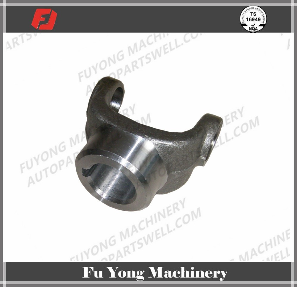 truck parts drive shaft yoke forging weld yoke
