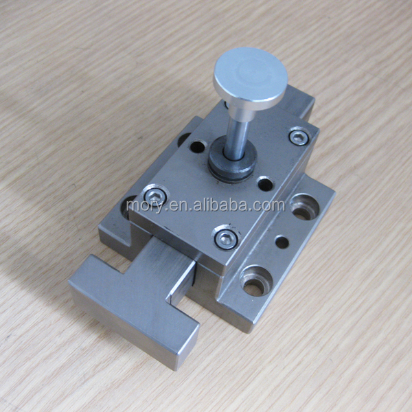 customized precision CNC mechanical parts fabrication services