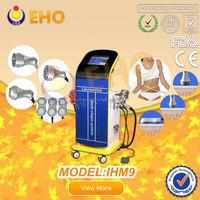 IHM9 Multifunction LED Vibrating Plate Vacuum Slimming Machine(CE/Factory)