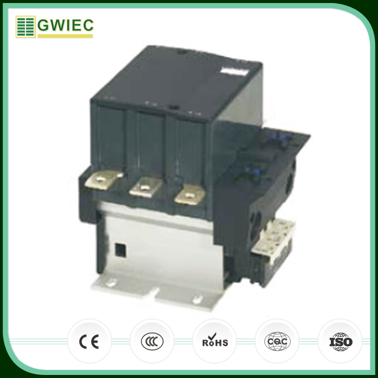 GWIEC All Export Products 220V Wireless Contactor Electrical Types Of AC Magnetic Contactor