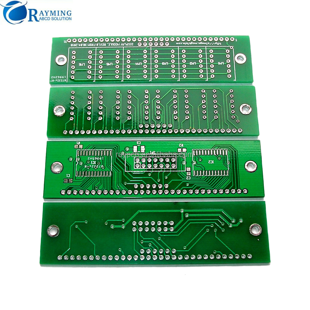 RayMing Nelco N4000-13 EP series material 1 oz copper thickness circuit board