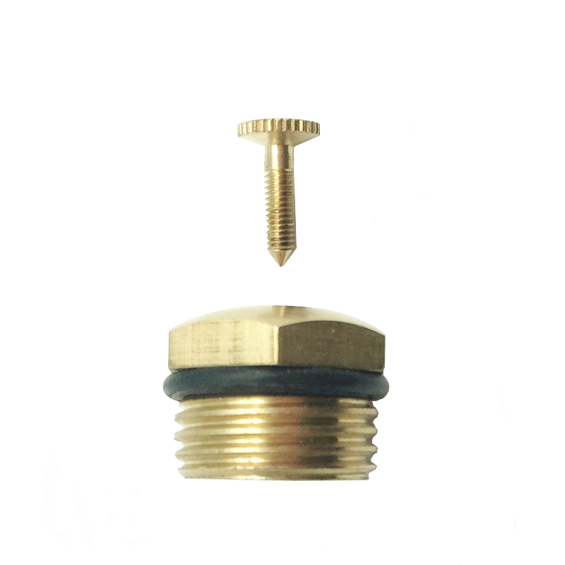 High Quality 1/2 Inch Brass Centrifugal Adjustable Water Atomizing Spray Nozzle Landscaping irrigation tool