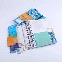 High quality cheap price digital print perfect binding book printing in Guangzhou