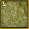 Dandong Green polished stone Marble Tile indoor floor slab