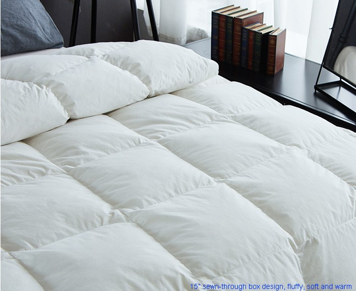 White Goose Down Hotel Duvet Comforter Buy Goose Down