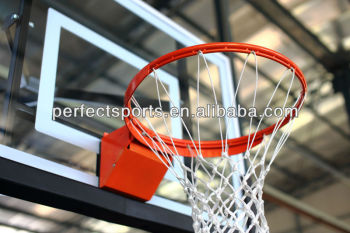 Adjustable Basketball Hoop Court System Goal Rim Backboard