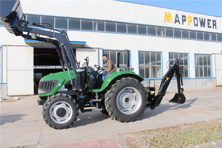 Mini Tractor Price MAP1004 with 100HP deutz fahr tractor