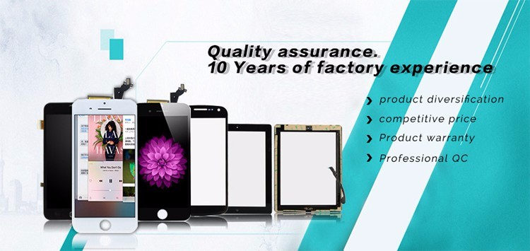 High Quality cold press frame Top quality lcd digitizer assembly oem lcd for iphone 6 screen for mobile parts
