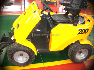 small skid steer loader,articulated mini loader,dingo with seat and sunproof,B&S engine,CE paper