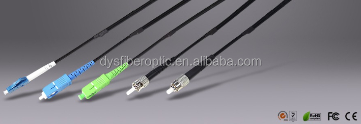 Free sample Field Assembly FTTH SC Fiber Optic Quick Connector