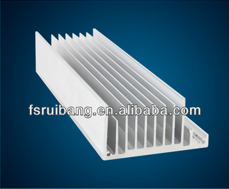 Aluminum Led Heatsink Housing