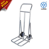 WBD High quality luggage carrier hand truck trolley handle