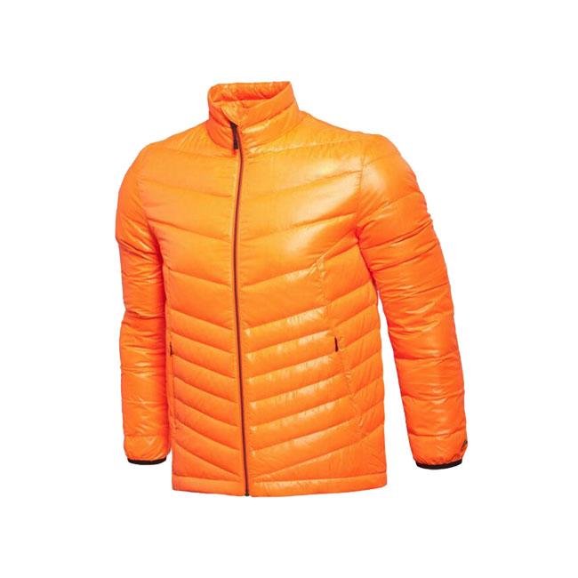 wholesale factory price men's winter down jacket made in china