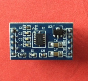 MMA7361 module axis analog accelerometer sensor module can replace MMA7260