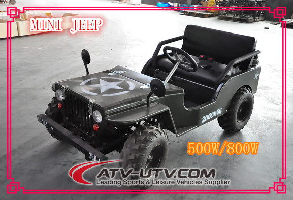 Hot New Style Jeep Go Kart Dune Buggy---mini Jeep Willys Cheap Gas ...