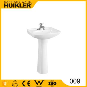 HL 009 Classical Pedestal Wash Hand Basin