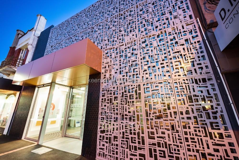 Laser Cut Walls Office : Decorative window grille laser cut aluminum mashrabiya