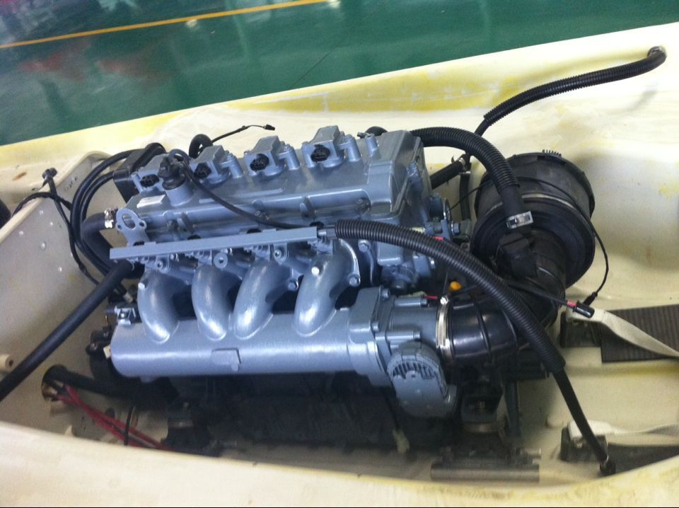 Inboard water jet boat engine for sale jet ski engine, View marine inboard  rc jet engine, Product Details from Hubei Sanjiang Boats Science &