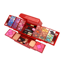 2545W LCHEAR Makeup Set Professional Big Makeup Kit With Eyeshadow LipGloss Blush for Woman Cosmetics Manufacturer