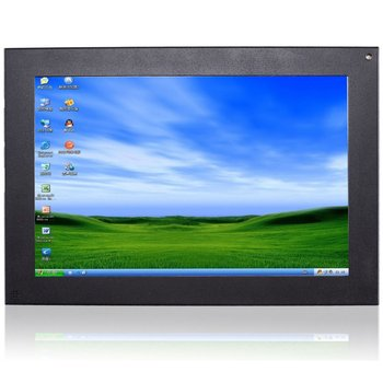 "12.1"" 1000nits sunlight readable industrial touch screen monitor"