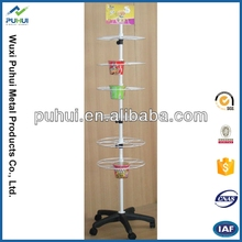 high quality wholesale snack rack shop