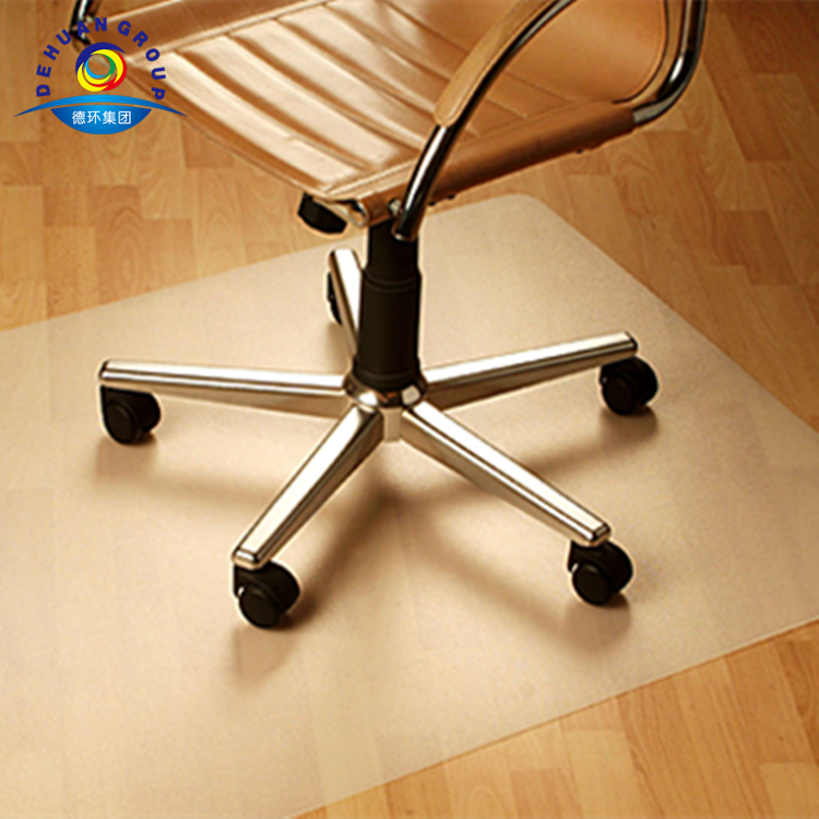 Clear Pvc Floor Mat For Office Chairs Wooden Floor Protector Buy
