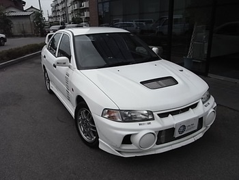 Mitsubishi Lancer Gsr Evolution 4 Car - Buy Evo,Japanese ...