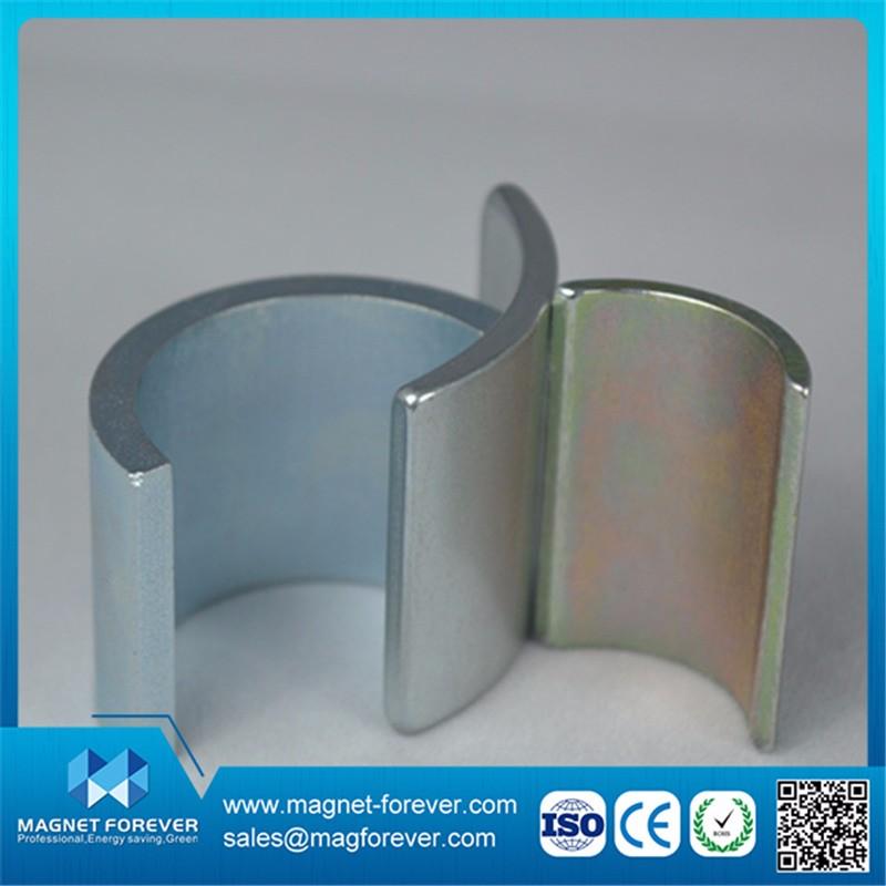 Arc Segment Rare Earth Neodymium Ndfeb Magnet