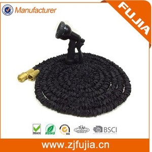 TV shopping amazon products stretch hose/clever hose/magic spray nozzle flexible Garden Hose pipe