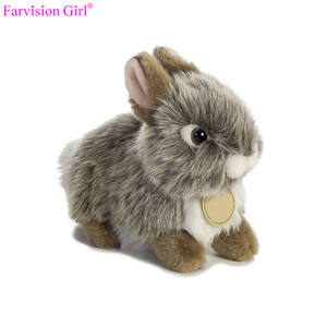 Hot organic cotton toy stuffed baby soft rabbit plush toy for sale