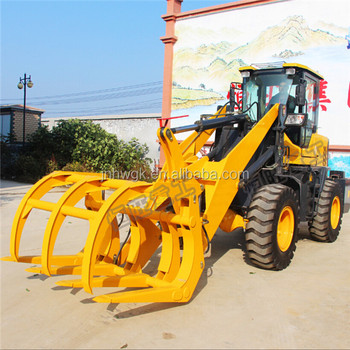 Made In China Earth Moving Equipment Agricultural Farm Equipment Log