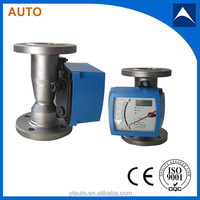 Metal Tube Rotameter Metal Tube Variable Area flowmeters