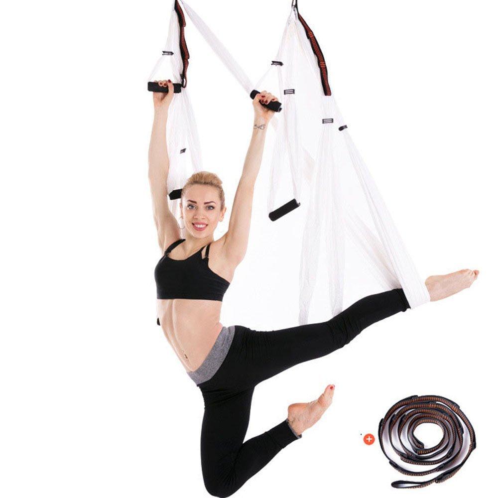 Fitness & Body Building Nice Qubabobo Yoga Swing For Fitness Inversion Yoga Belts Trapeze Traction Yoga Gym Strap Swing+yoga Bag Yoga