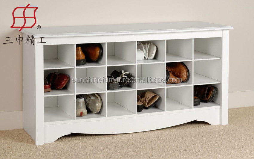 Living Room Funure Type Home Furniture General Use Shoe Cabinet Rack Shelf
