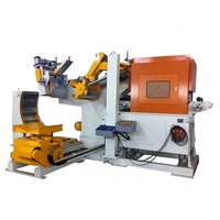 Automatic 3 In 1 Feeder Equipment with mechanical power press machine